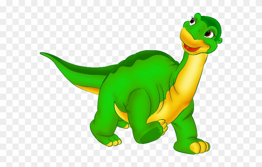 Dinosaur Cute Cartoon Animal Clip Art Images - Cartoon Pictures Of Dinosaur #125651