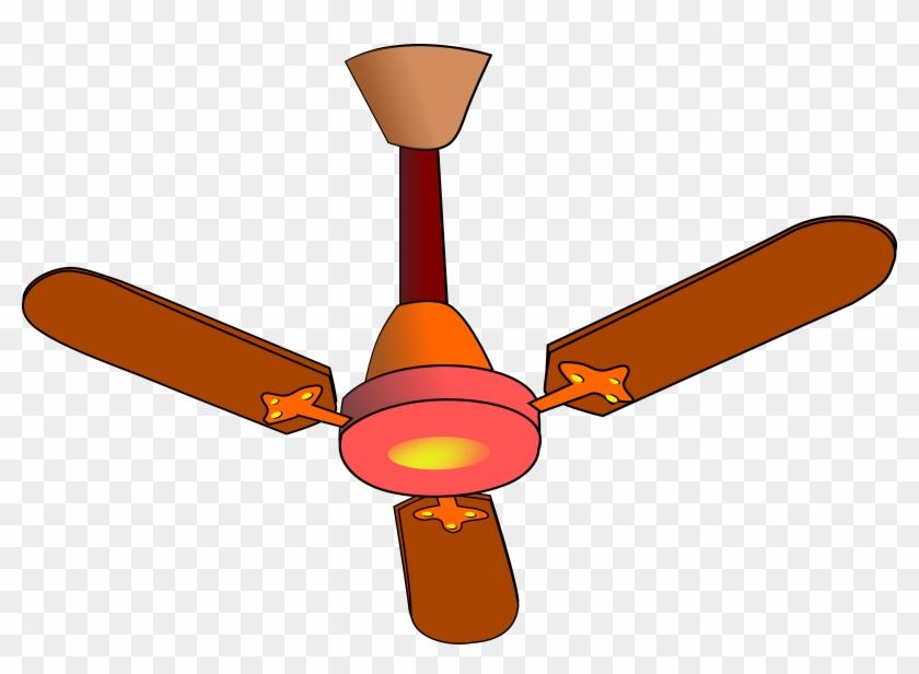 Ceiling Fan Clipart Free Clipart Images - Ceiling Fan Clipart #125696