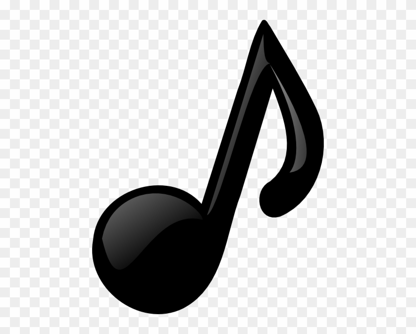 Eighth - Note - Clip - Art - Music Notes Clip Art #125747
