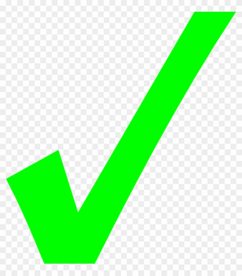 Check Mark Clip Art Free Check Mark Clip Art Free Vector - Colorful Half Note Clip Art #125769