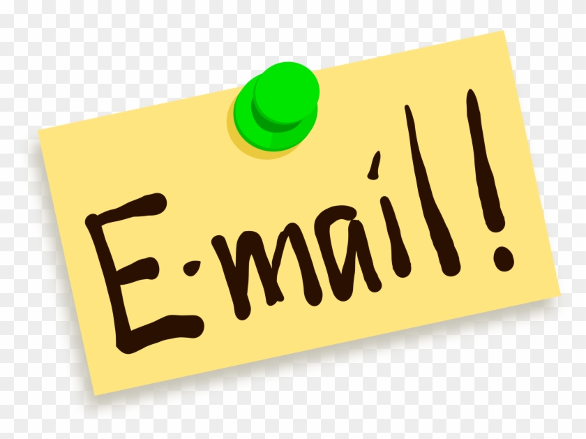 Big Image - Emails Clipart #125868