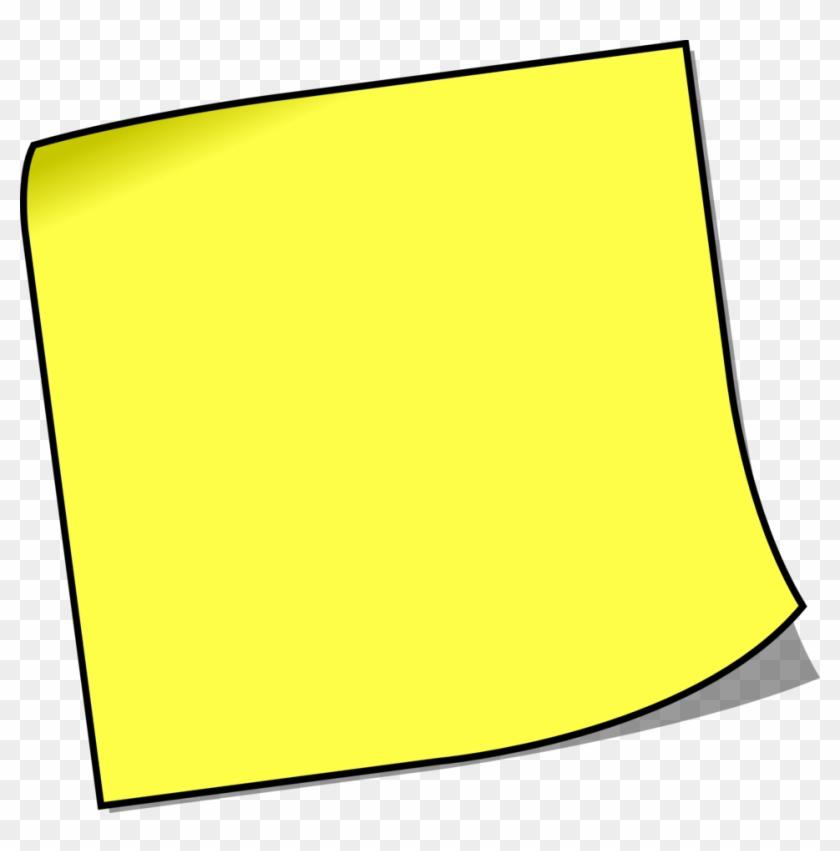 Stick Note, Office, Note, Memo, Paper, Notification - Sticky Note Black Background #125875