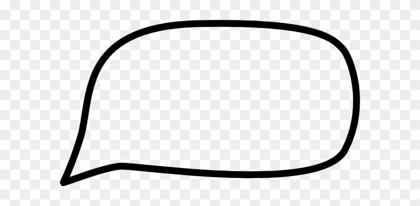 Thought Bubble Word Bubble Speech Clip Art At Vector - Speech Bubble Png #125979