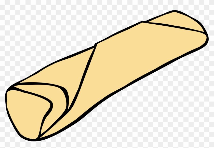 Clip Art Details - Egg Roll Clip Art #126000