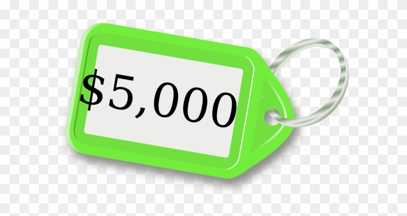 Price Tag Clip Art - Price Tag #126070