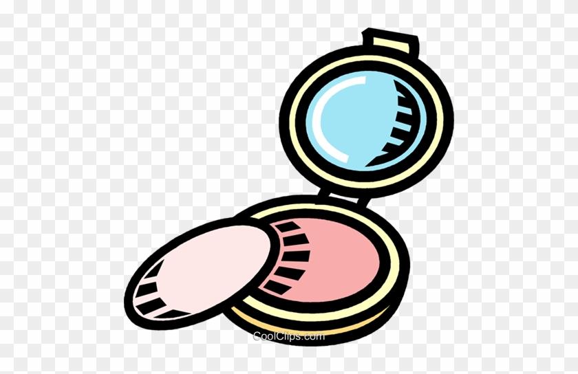Cartoon Makeup Clip Art - Blush Clipart #126145