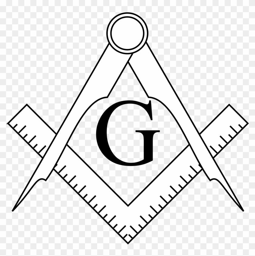 High Resolution Masonic Clip Art Cliparts - 5'x7'area Rug #126274