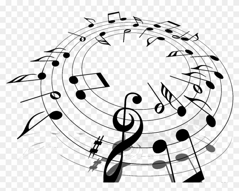 Music Notes Png - Notes Png #126321