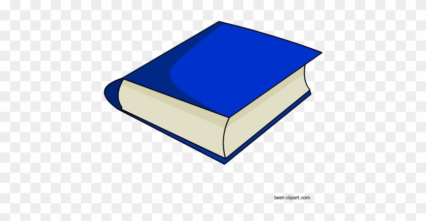 Big Blue Book Free Clipart - Clip Art #126419