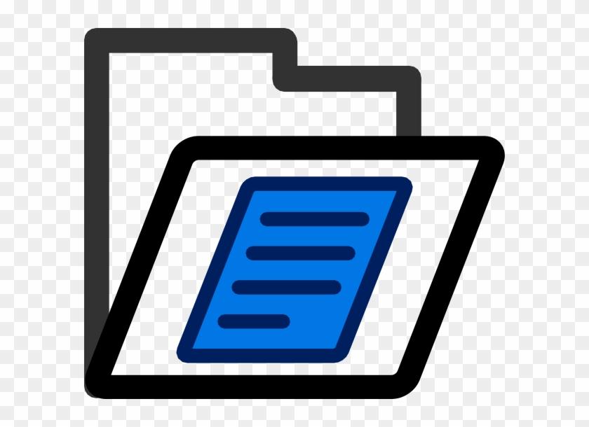 File Clipart Transparent #126426