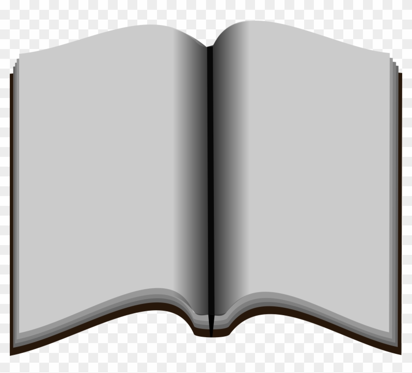 Download Free Photo Report - Empty Book Png #126447