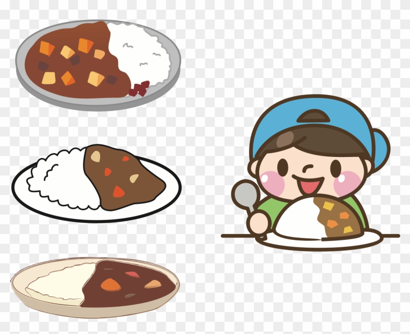 Big Image - Japanese Curry Clipart #126495