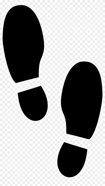 Search For Finger Prints Svg Vector File, Vector Clip - Shoe Print Clipart #126513