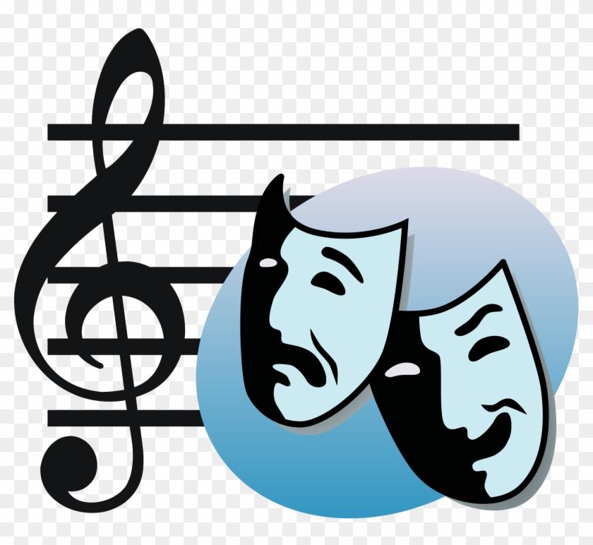 File - Mtlogo1 - Svg - Music And Theatre #126543