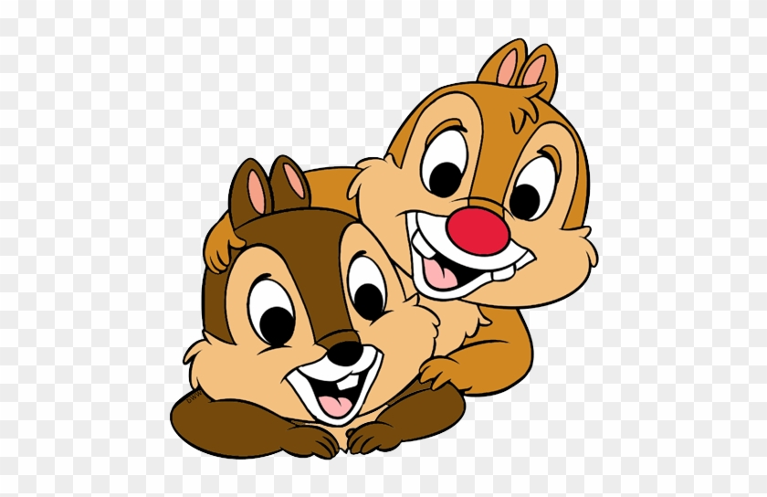 Chip And Dale Clip Art - Chip And Dale Png #126578