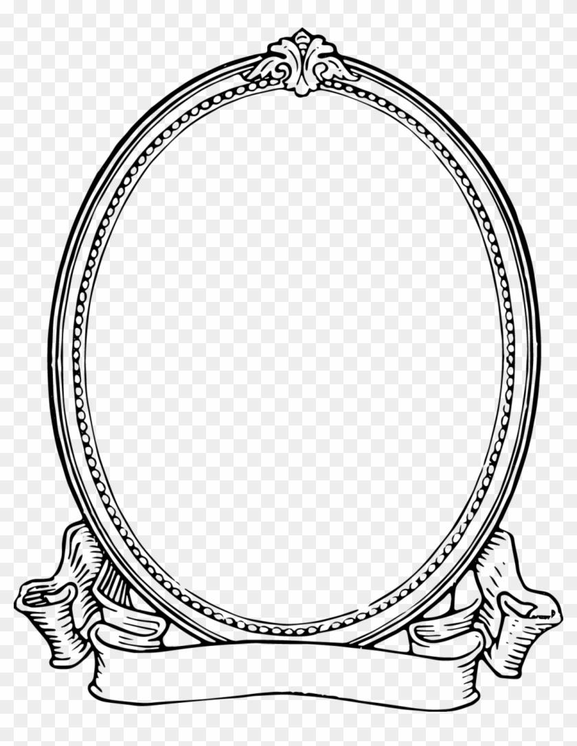 Oval - Vintage Oval Frame Png - Free Transparent PNG Clipart Images ...