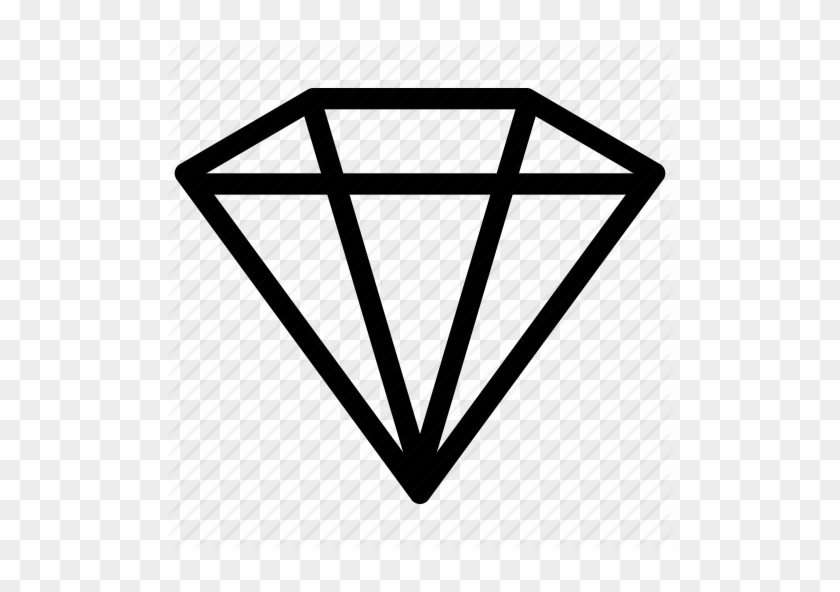 Business, Buy, Card, Cash, Creative, Crisp-icons, Diamond - Simple Diamond Tattoo Designs #126850