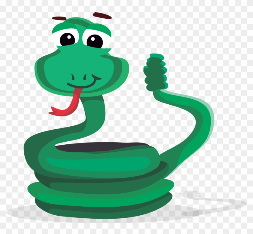 Free To Use &, Public Domain Snakes Clip Art - Rattlesnake Clipart #126973