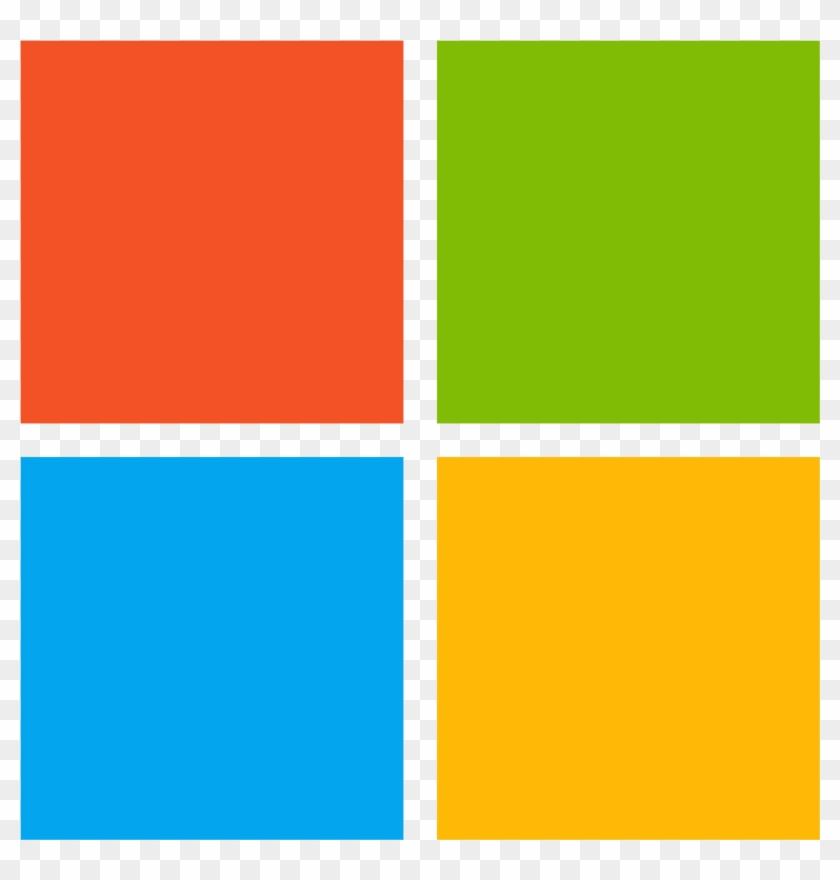 Microsoft Logo Png Clipart - Microsoft Logo Icon Png #127183