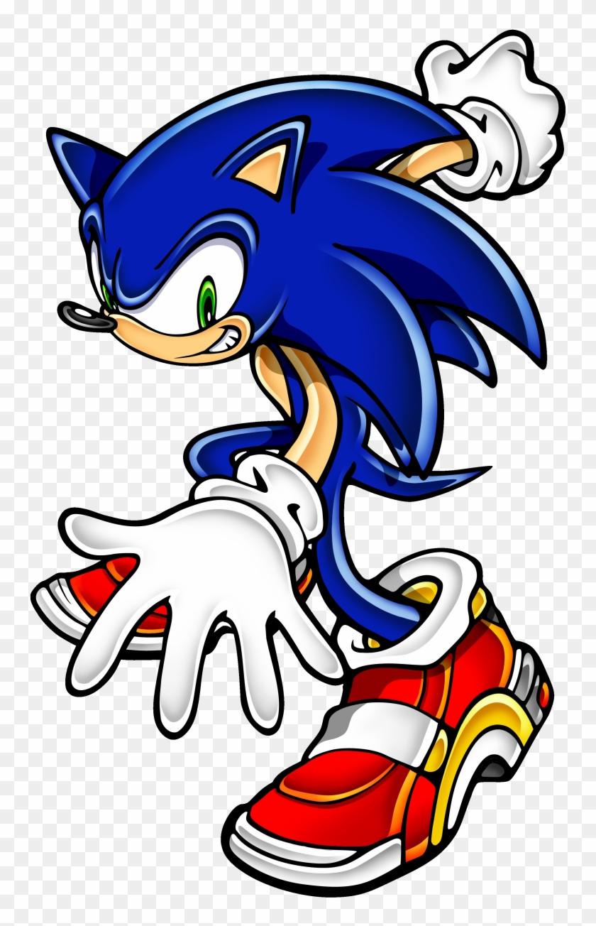 Cartoon Characters - Bing Images - Sonic Adventure 2 Battle #127320