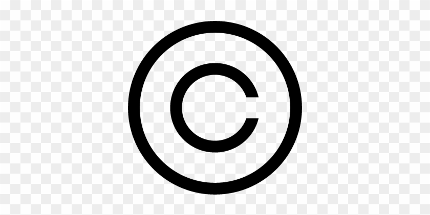 Copyright Logo - Percy Jackson Trident #127353