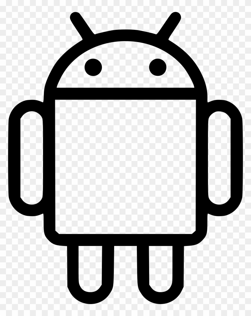 Android Os Copyrighted Comments - Android Icon Png White #127354