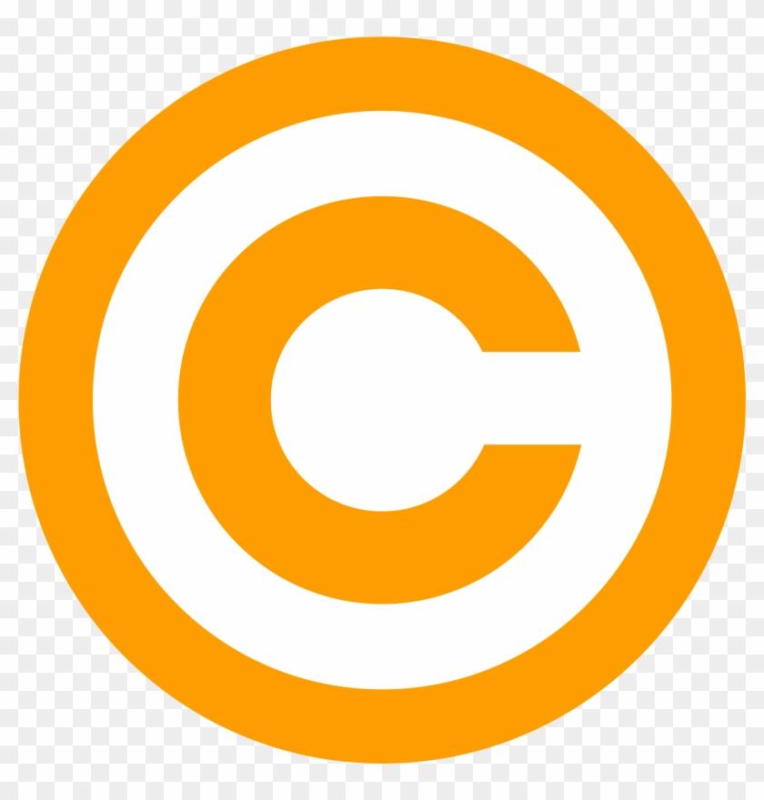 Open Copyright Symbol Free Transparent Png Clipart Images Download