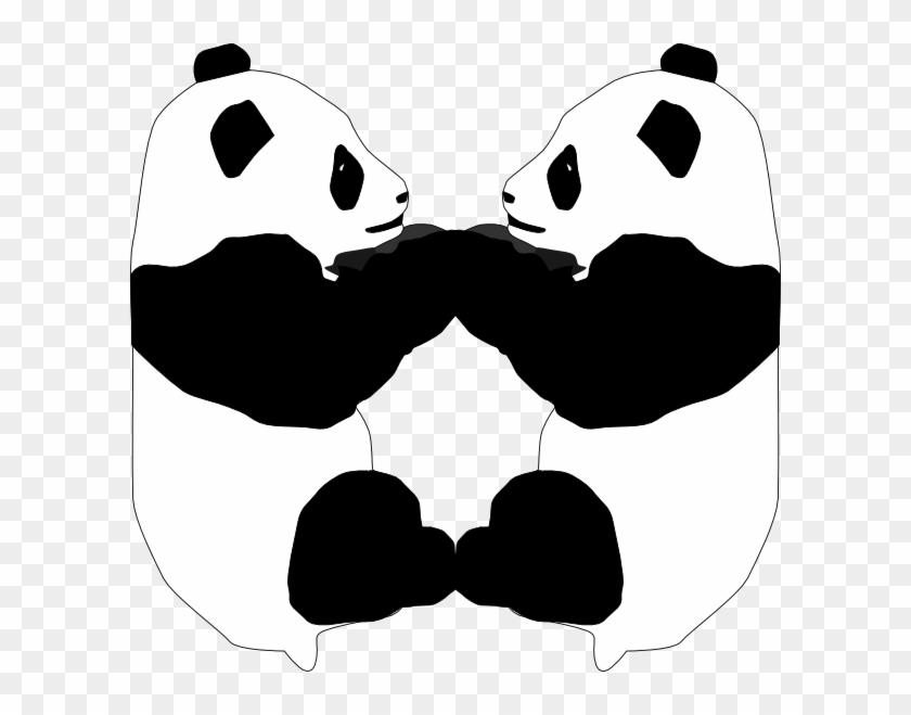 Free Panda Clipart - Panda Bear Clip Art #127531