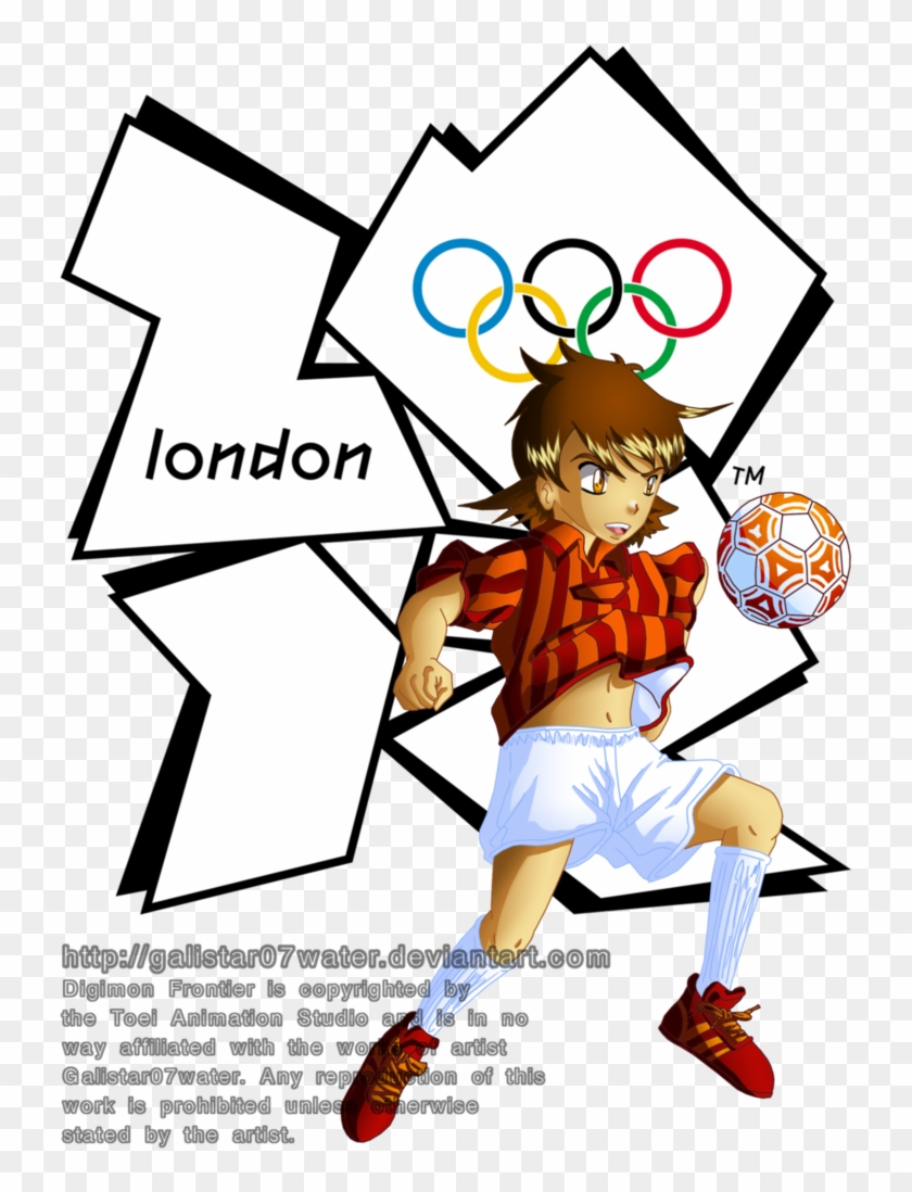 Takuya At The 2012 London Olympics By Galistar07water - London 2012 Summer Olympics #127566