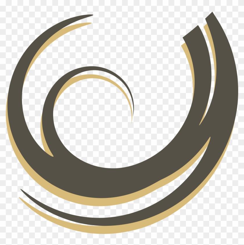 Ubuntu 36 Swirl Clipart, Vector Clip Art Online, Royalty - Circles Design Vector Png #127631