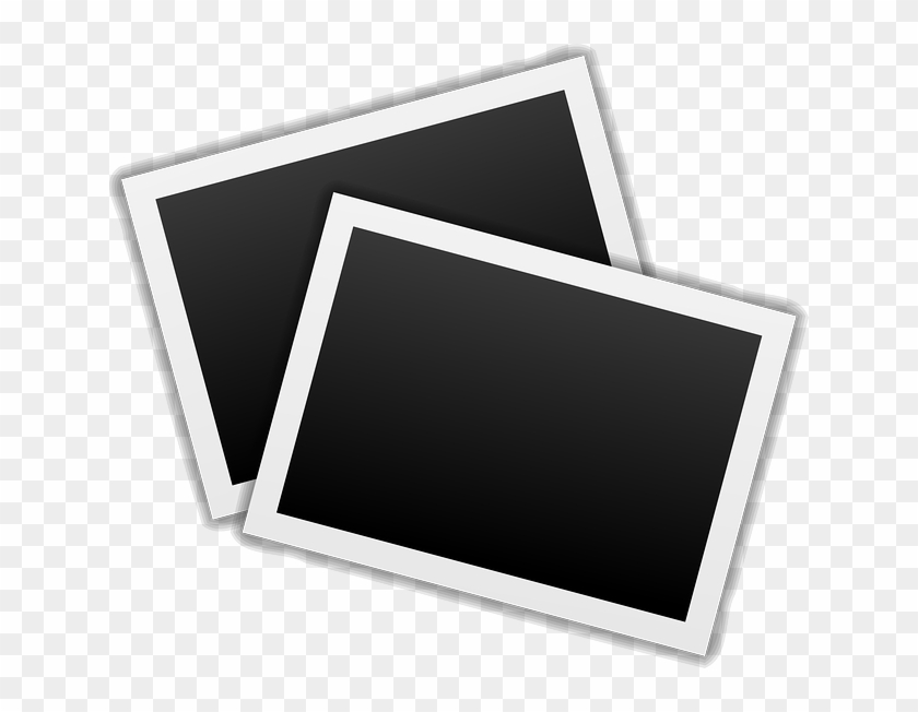 Polaroid, Images, Pictures, Photos, Photography, Frames - Border Polaroid Vector Png #127634