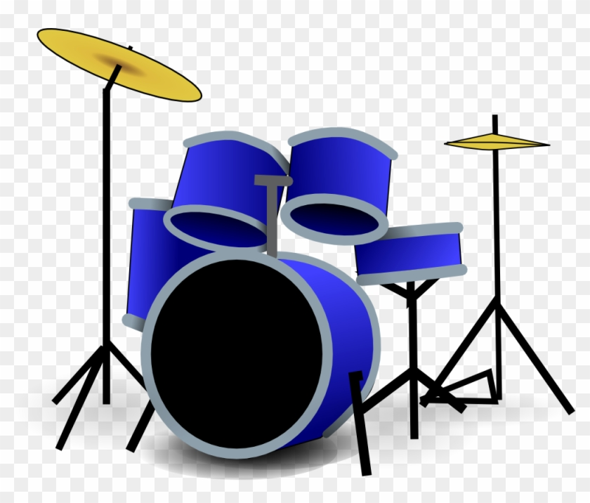 Clip Arts Related To - Drums Clipart #127661