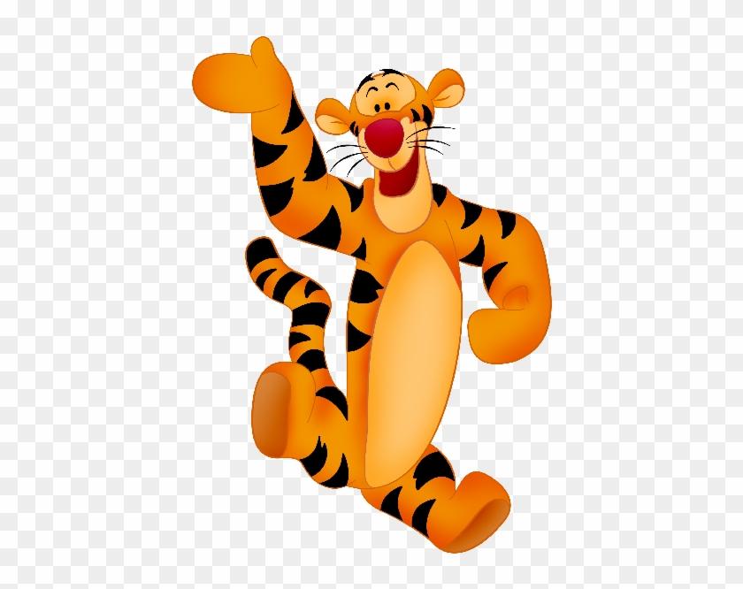 Pooh Bear - Tiger Winnie Pooh Png #127765