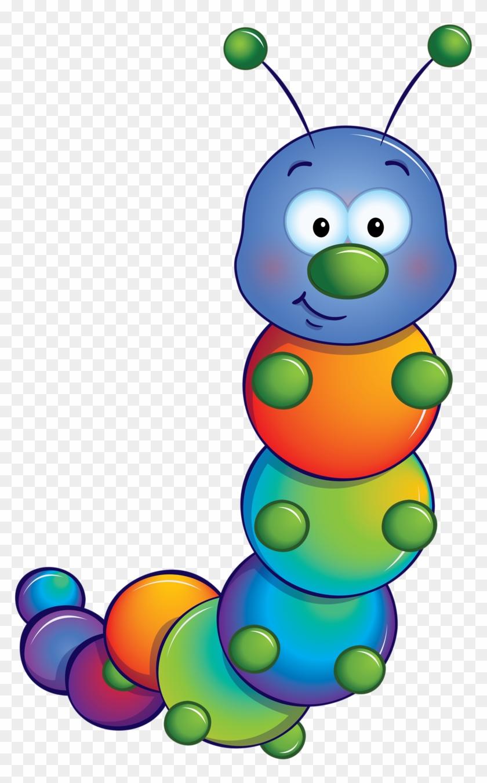 Catipillar - Caterpillar Clip Art Png #127790