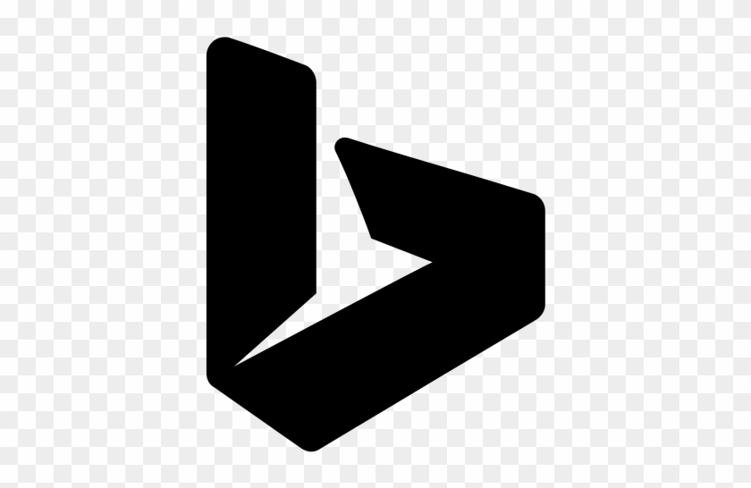 Free Download - Bing Icon Svg #127795