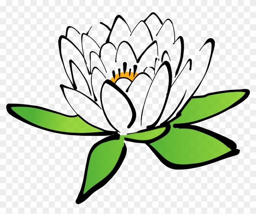 Big Image - Clip Art Lotus #127829