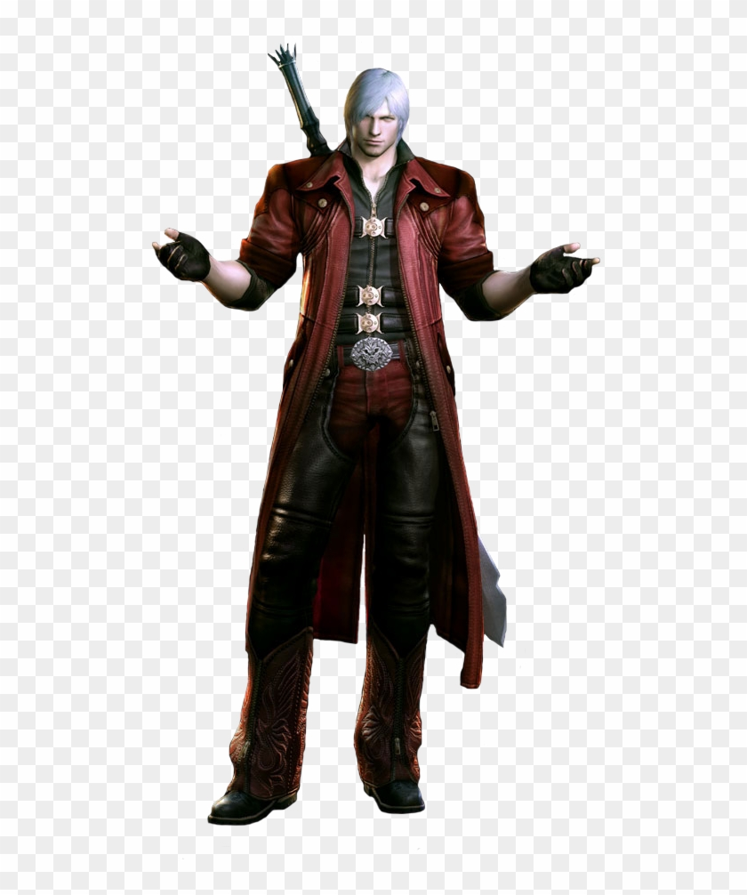Devil May Cry Png Clipart - Dante Devil May Cry #127938