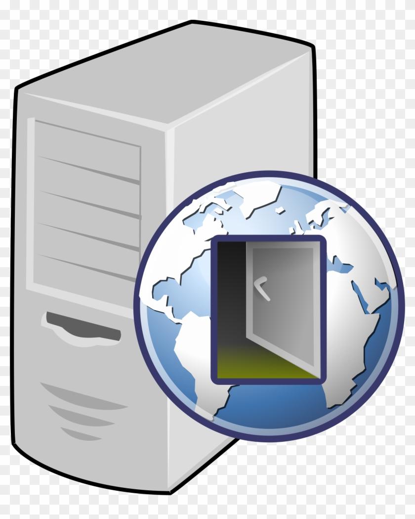 Big Image - Web Server Icon Png #127950