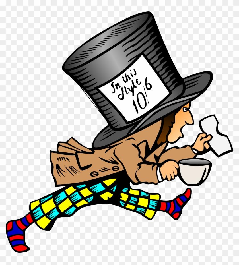 Big Image - Original Mad Hatter Hat #128099