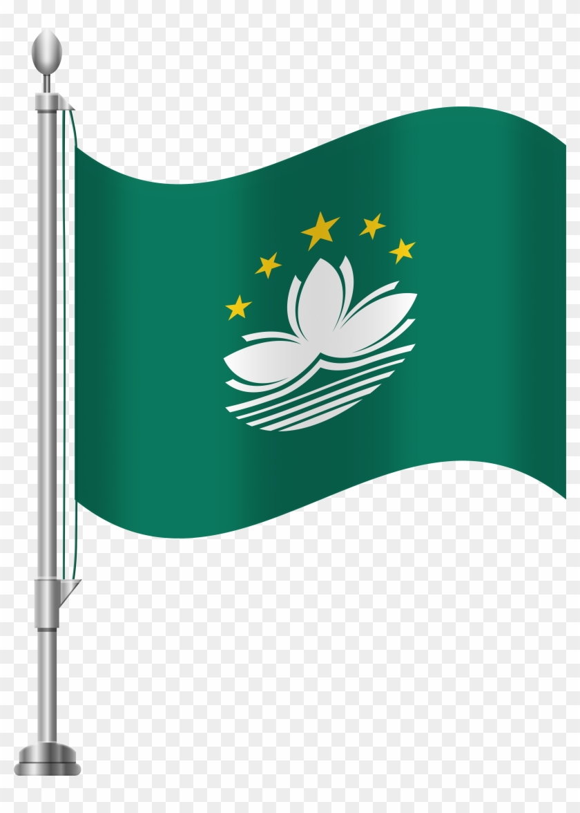 Macau Flag Png Clip Art - Macau Flag Png Clip Art #128120