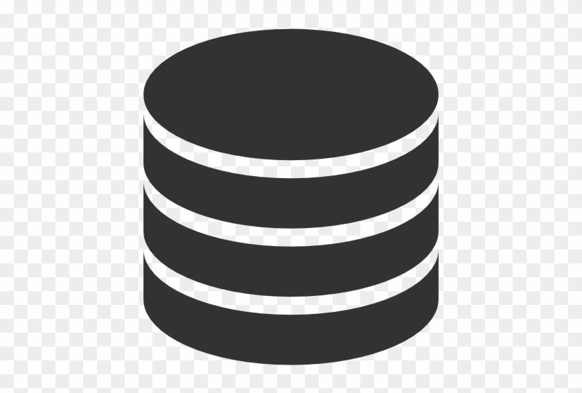 Database Clipart Powerpoint - Database Icon #128163