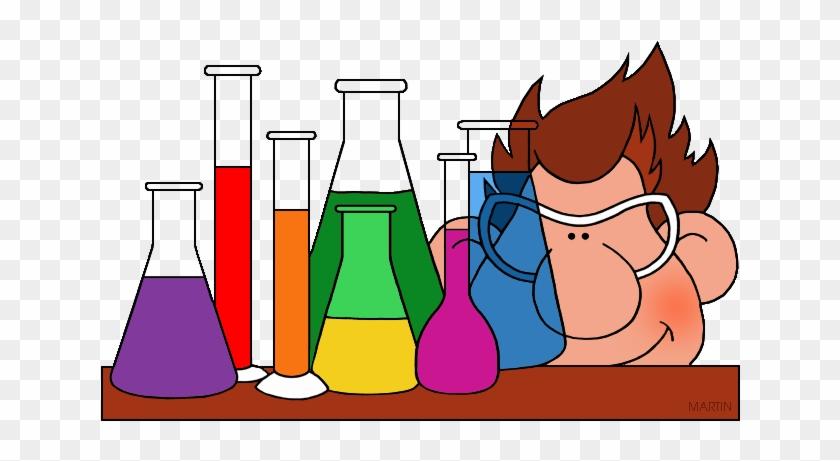 Powerpoint Clip Art Web Solution - Chemistry Clipart #128168