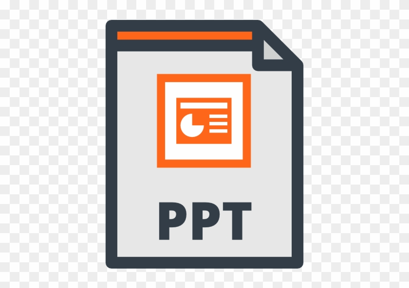 Size - Powerpoint File Png #128170