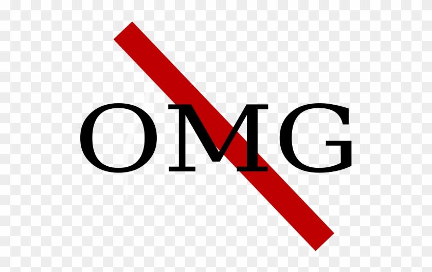 No Omg Clip Art - Logo Gmo Png #128224