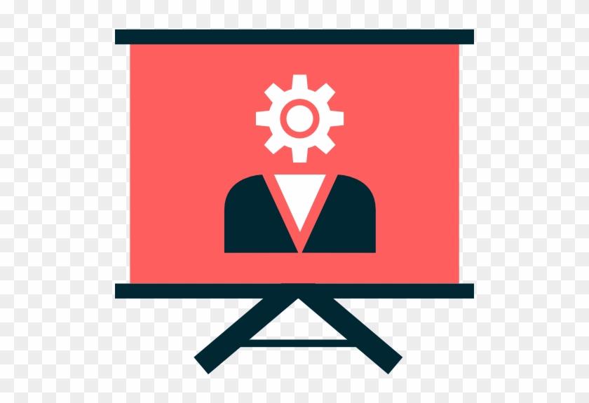 screen powerpoint presentation interface projector website