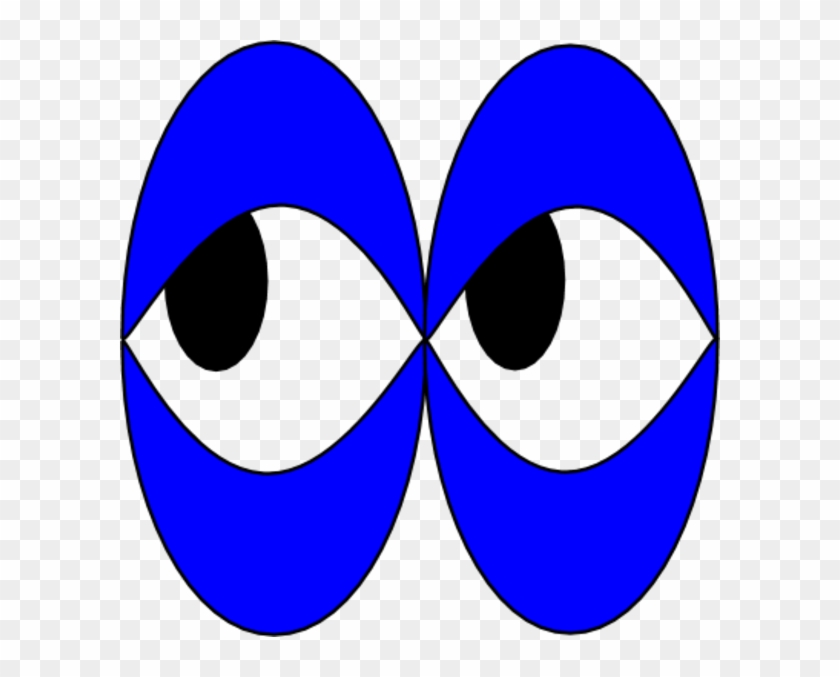 Left Eyes Look Clipart - Clip Art #128366