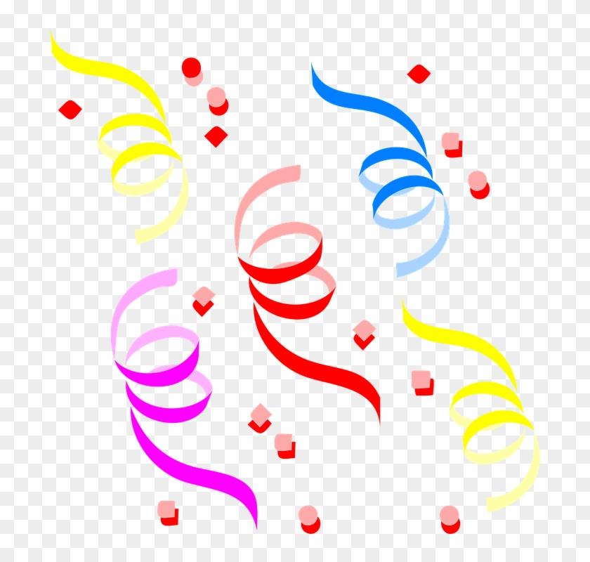 Confetti Clipart #128500