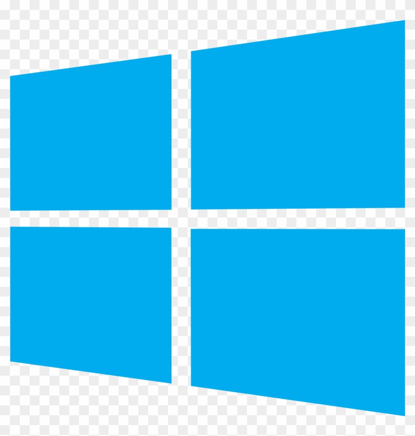 Download - Windows 10 Logo Vector #128524