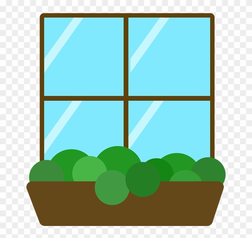 A Week With My Windows 10 Desktop - Window Png Vector #128527