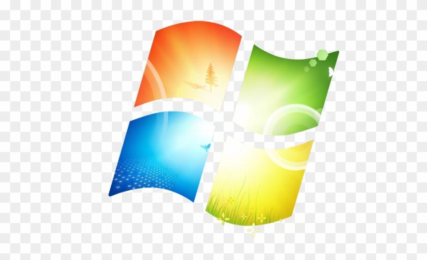 Windows 10 Upgrade Updates - Logo Windows 7 Png #128528
